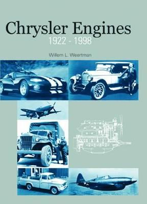 Chrysler Engines, 1922-1998 Cover Image