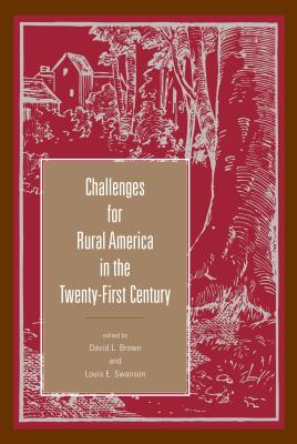 Challenges for Rural America in the Twenty-First Century Cover