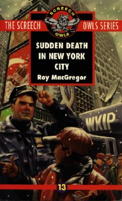 Sudden Death in New York City (#13) Cover
