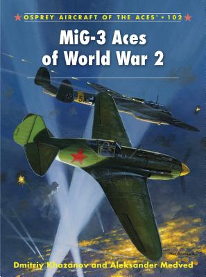 MiG-3 Aces of World War 2 Cover