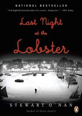 Last Night at the Lobster Cover Image
