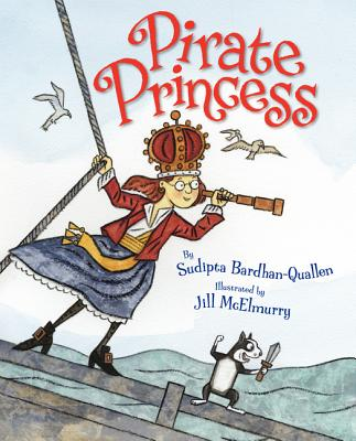 Pirate Princess Cover