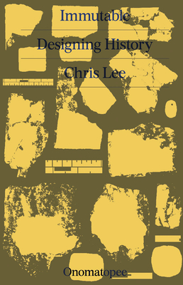Immutable: Designing History Cover Image