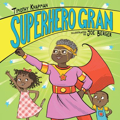 Superhero Gran Cover Image