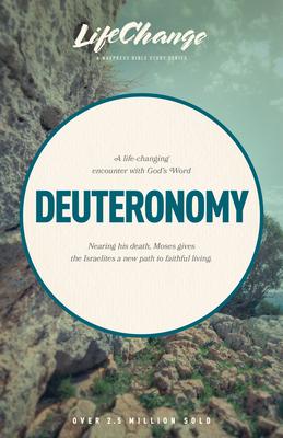 Deuteronomy (LifeChange) Cover Image