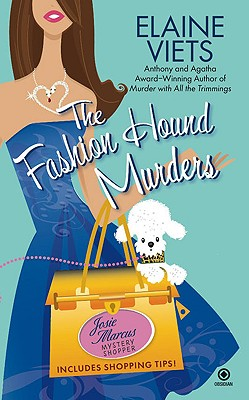 The Fashion Hound Murders Cover Image