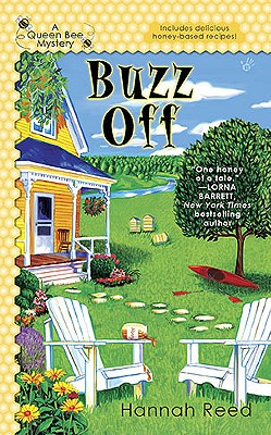 Buzz Off Cover