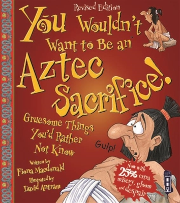 You Wouldn't Want to Be an Aztec Sacrifice Cover Image