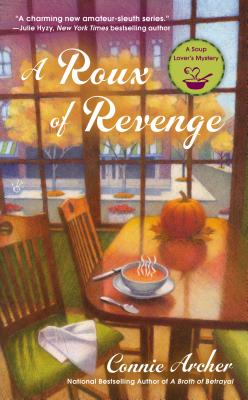 A Roux of Revenge (A Soup Lover's Mystery #3) Cover Image