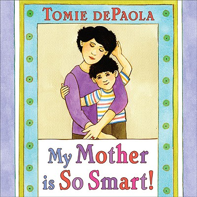 My Mother Is So Smart! Cover