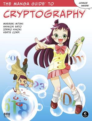 The Manga Guide to Cryptography  Cover Image