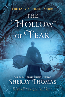 The Hollow of Fear (The Lady Sherlock Series #3) Cover Image