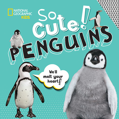 So Cute! Penguins (So Cool/So Cute) Cover Image