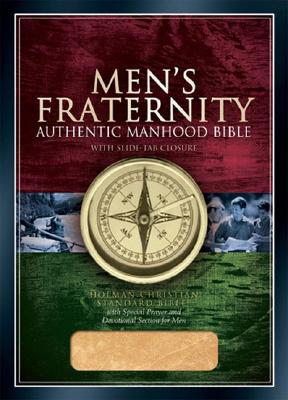 Men's Fraternity Bible-HCSB Cover