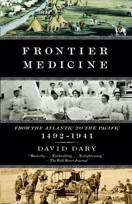 Frontier Medicine Cover