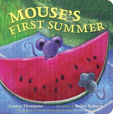 Mouse's First Summer Cover