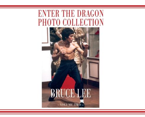 Bruce Lee Enter the Dragon Volume 2 variant Landscape edition Cover Image
