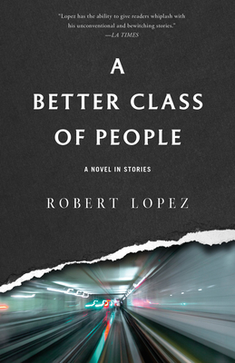 A Better Class of People Cover Image