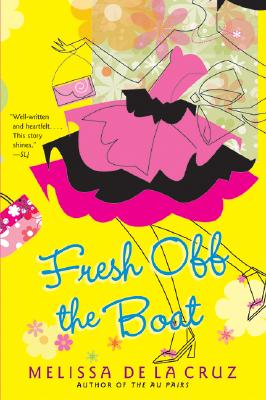 Cover for Fresh Off the Boat