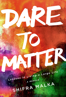 Cover for Dare to Matter