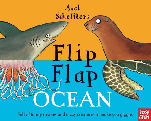 Flip Flap Ocean by Axel Scheffler