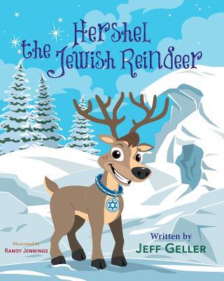 Hershel the Jewish Reindeer Cover Image