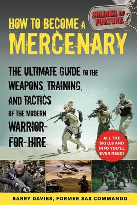 Cover for How to Become a Mercenary