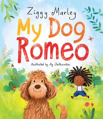 My Dog Romeo Cover Image