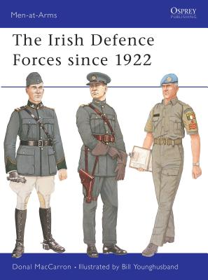 The Irish Defence Forces Since 1922 Cover