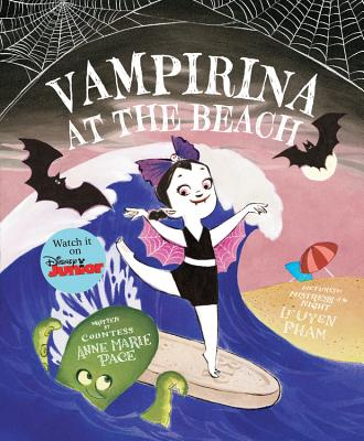 Vampirina at the Beach Cover