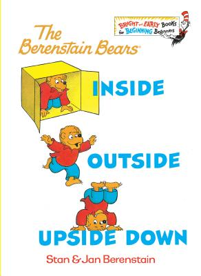 Inside Outside Upside Down (Bright & Early Books(R)) Cover Image