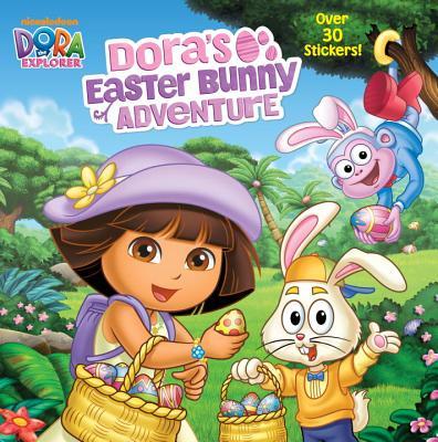 Dora's Easter Bunny Adventure (Dora the Explorer) Cover