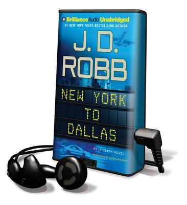New York to Dallas (Playaway Adult Fiction) Cover Image
