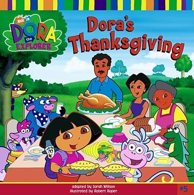 Dora's Thanksgiving Cover Image