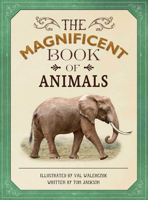 The Magnificent Book of Animals Cover Image