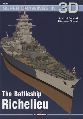 The Battleship Richelieu Cover Image