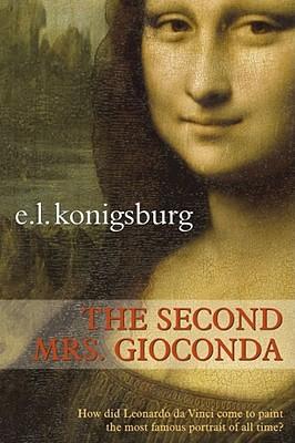 The Second Mrs. Gioconda Cover