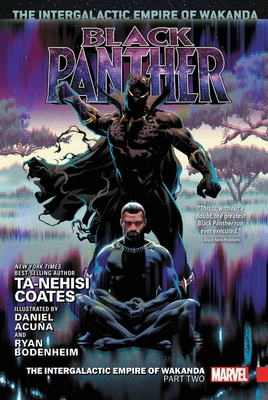 Black Panther Vol. 4: The Intergalactic Empire Of Wakanda Part Two cover