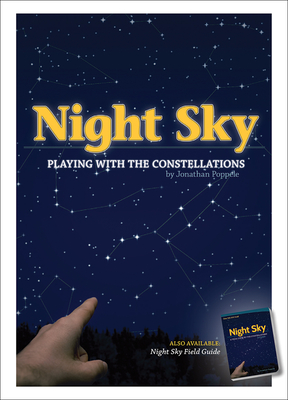 Night Sky Playing Cards: Playing with the Constellations (Nature's Wild Cards) Cover Image