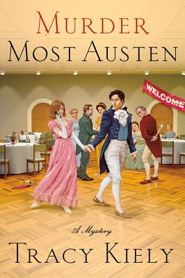 Murder Most Austen Cover