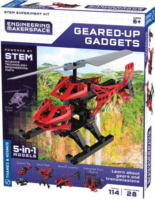 Geared-Up Gadgets Cover Image