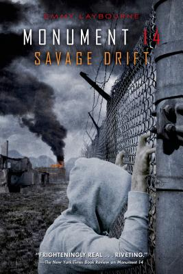 Monument 14: Savage Drift Cover Image
