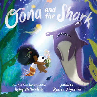 Oona and the Shark Cover Image