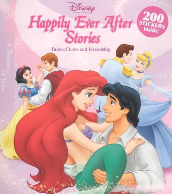 Happily Ever After Stories Cover