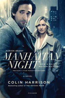 Manhattan Night: A Novel Cover Image