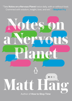 Notes on a Nervous Planet Cover Image