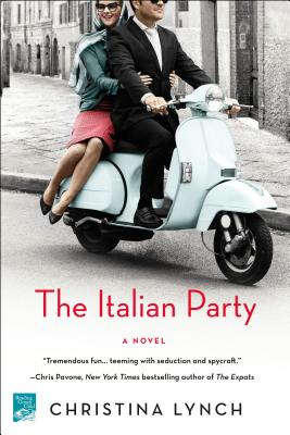 The Italian Party: A Novel Cover Image