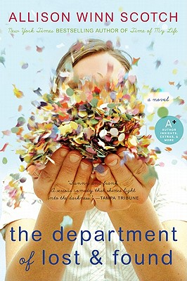 The Department of Lost & Found Cover