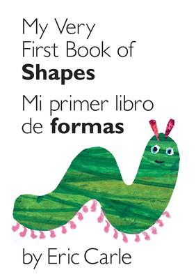 My Very First Book of Shapes / Mi primer libro de formas: Bilingual Edition Cover Image