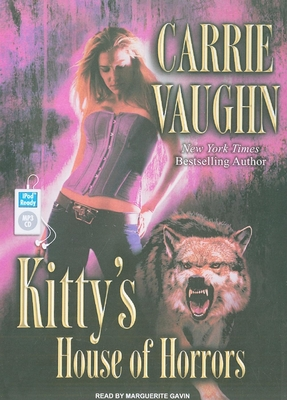 Kitty's House of Horrors (Kitty Norville #7) Cover Image